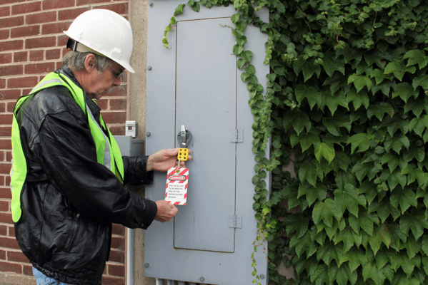 OSHA's Top 10: Lockout / Tagout